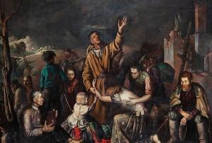 PIERWSZA ODSŁONA – ANTONI MICHALAK I JAN ZAMOYSKI