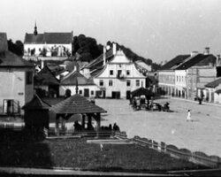 Eksponat z historią – fotografie Kazimierza Dolnego z lat 30. XX w. autorstwa Stanisława Jacka Magierskiego