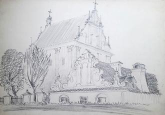 Związek artystyczny Juliusza Kurzątkowskiego z Kazimierzem nad Wisłą